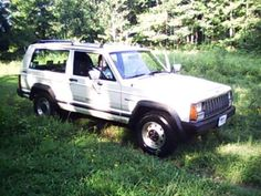 July 2010 snapshot:   My 1987  2 door Jeep Cherokee Sport with 2.5L 4-cylinder engine, 4 speed stick, 4wd, A/C, PS and PB is without any doubt the best vehicle I've ever owned.