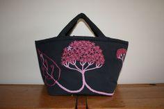 Hydrangea bag