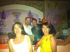 Cristina Lucchesi e Adriana Galgano - IVa Reunion ex-GGI - Versilia - May 2012