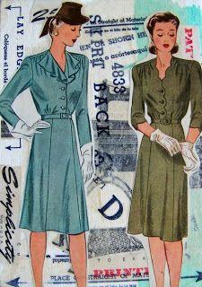 C. Dianne Zweig - Kitsch 'n Stuff: Collaging With Vintage Sewing Patterns