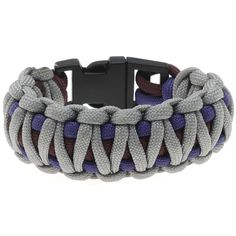 Tutorial - How to: King Cobra Women's Paracord Bracelet | Beadaholique
