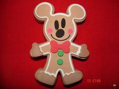 Disney Gingerbread Man Antenna Topper New