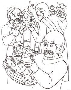Jesus feeds 5000