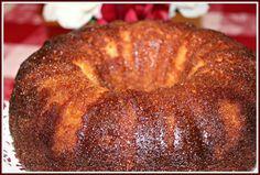 Sweet Tea and Cornbread: Kentucky Butter Cake!