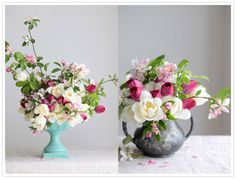 Scarlet's Table | Toronto Wedding Florist and Vintage Rental