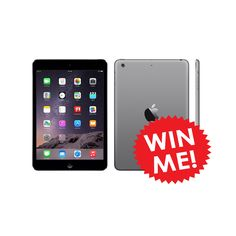 Don't forget to enter our awesome iPad Mini #competition!   Simply pin this post and sign up to our newsletter for a chance to #WIN  GOOD LUCK!  http://formyhouse.com/
