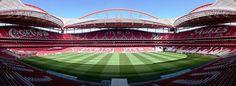 Estádio da Luz, o maior de portugal...