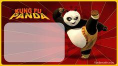 Invitación a Fiesta de Kung Fu Panda, te traigo estos modelos para que puedas escribir los datos del cumple (HAZ CLICK EN LA IMAGEN PARA AGRANDAR Y PODER IMPRIMIR)