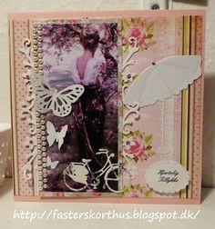 Fasters korthus: Women card