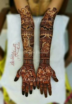 Latest Mehendi Designs for Hands & Legs - Happy Shappy Latest Mehndi Designs Hands, Peacock Mehndi Designs, Latest Bridal Mehndi Designs, Mehndi Designs 2018, Dulhan Mehndi Designs, Mehndi Design Pictures, Wedding Mehndi Designs, Unique Mehndi Designs, Beautiful Mehndi Design