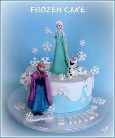 Anna, Elsa e Olaf