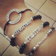 Dia de la madre  #diadelamadre #diadelamare #madresolohayuna #mother #mothersday #pulsera #bracelet #love #iloveyou #mommy