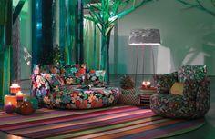 Galeria 2: Kartell, Missoni Home e Magis - Casa Vogue   Galerias
