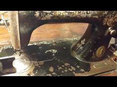 Video 2 intaglio mano macchina con macchina vintage