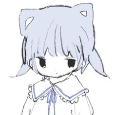 Loli Kawaii, Kawaii Art, Kawaii Anime, Pretty Art, Cute Art, Aesthetic Art, Aesthetic Anime, Cute Icons, Cartoon Art
