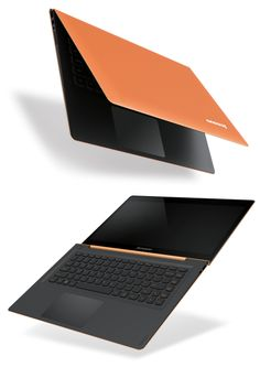 """IdeaPad U430s - wow, a Lenovo laptop design that isn't 2"""" thick and hideous."""