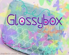 Glossybox USA August 2013 featuring Guess, Sue Devitt, & More! http://stephanielouiseatb.blogspot.com/2013/09/glossybox-usa-august-2013-featuring.html#more