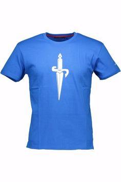 T-Shirt Uomo Cesare Paciotti (BO-CP06TS) colore Blu