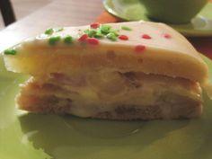 Рукоделки MollyMJ: Сметанный торт