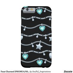 Faux Charmed IPHONE 6/6S CASE