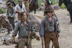 'Texas Rising' Memorial Day on the History Channel