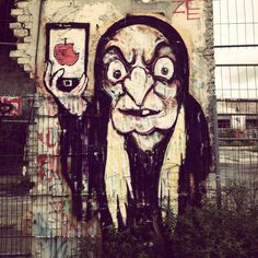Apple pourrie #Berlin
