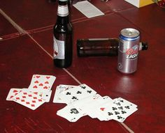 Drinking Games. Learn how to play Asshole, it is a fun card game to drink to.
