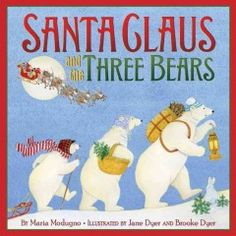 CountyCat - Title: Santa Claus and the three bears