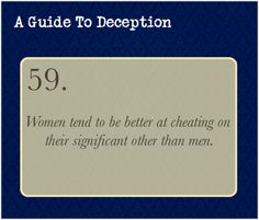 A Guide To Deception — Happy Valentine's Day, MH PS: Please take this...