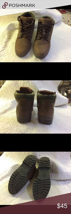 Timberland boots Brown timberland boots Timberland Shoes Ankle Boots & Booties