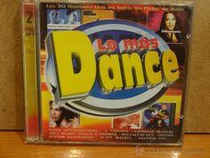 LO MÁS DANCE. LOS 30 NÚMEROS UNO. DOBLE CD / ARCADE MUSIC - 1999. CALIDAD LUJO