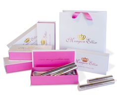 Eyelash Fibre Extension Kit - Add up to 300% extra Length and thickness to your Natural Lashes in minutes !