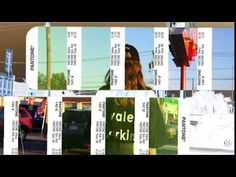 valet parking story #1 #ader #adererror #fashion #pantone #color #collage #video