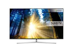 Buy Samsung 43 Inch Curved SUHD Ultra HD HDR Quantum Dot Smart TV with Freeview HD/Freesat HD & Playstation Now from Appliances Direct - the UK's leading online appliance specialist Smart Tv, Curved Led Tv, Uhd Tv, Samsung Televisions, Cd R, 360 Design, Tv Aerials, Thing 1, Live Tv