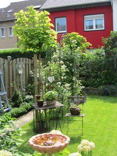 Bildergebnis Für Landhausgarten Deko