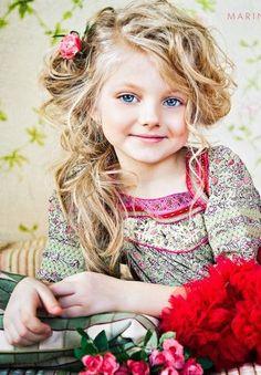 smiling girl........