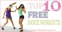 Top 10 Free Zumba Workouts on youtube. Check it out and Dance your way thin with Zumba.