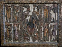Frontal d'altar de Planès | Museu Nacional d'Art de Catalunya