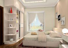 Bedroom Furniture Placement, Small Bedroom Furniture, Furniture Layout, Kids Furniture, Small Bedrooms, Modern Bedrooms, Narrow Bedroom Ideas, Wicker Bedroom, Apartment Furniture