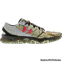 Under Armour Womens Speedform XC Low Athletic Shoe