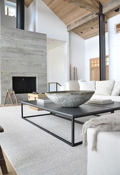 """Concrete...a little too stark for Sayulita, but like the general """"feel"""" of the room"""