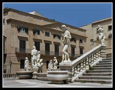 Piazza Pretoria - Palermo, Palermo