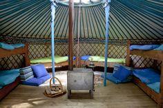 yurt | Mongoolse Yurt overnachting?