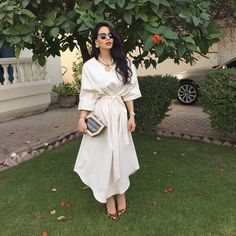 Wearing a caftan for tonights gathering ✨ Dress Outfits, Fashion Outfits, Suit Pattern, Wedding 2017, Online Fashion Boutique, Western Dresses, Indian Wear, Baby Dress, Wrap Dress