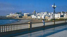 Costa de Cádiz | Todo Ocio A 10 km de Sanlúcar, en Chipiona, la playa de Regla se transforma casi de forma imperceptible en la playa de la Ballena. Aquí, antes de llegar a Rota, se está construyendo alrededor de un extraordinario campo de golf, diseñado por José María Olazábal, el com-plejo Costa Ballena, un conjunto de hoteles y apartamentos de lujo.