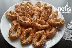 Pastane Usulü Tuzlu Kurabiye Yapımı Tarifi
