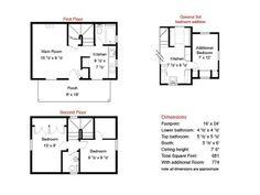 sebastarosa plans tumbleweed tiny house company 1st floor has mainfamily room