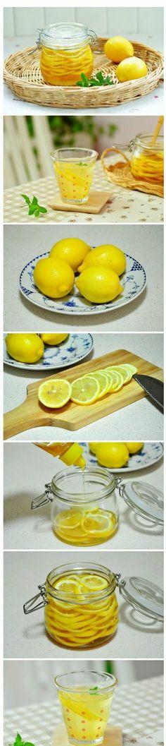 Sore Throat Remedies with Lemon