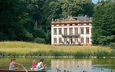 Schloss und Park Schönbusch, D-63741 Aschaffenburg, Bayern. © Bayerische Schlösserverwaltung