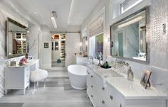 19 Unforgettable Transitional Bathroom Interiors For A Touch Of Elegance In Your Home   Architecture, Art, Desings   Bloglovin'